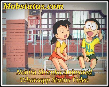 Nobita Shizuka Cartoon Love Story Status Video