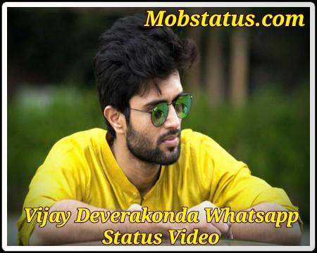 Vijay Devarkonda Whatsapp Status Video