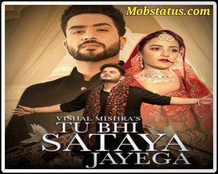 Tune Bada Sataya Hai Mujhe Whatsapp Status Video