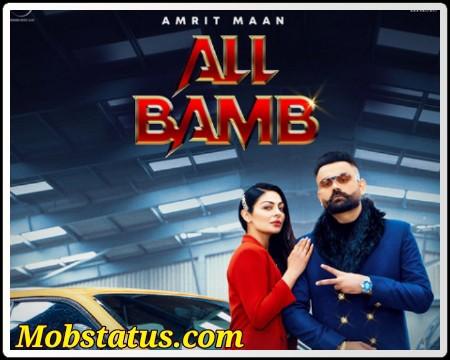 All Bamb Amrit Maan New Trending Status Video