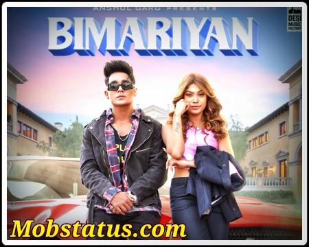 Bimariyan Rohit Zinjurke Song Status Video
