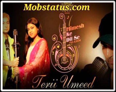 Teri Umeed Pawandeep Song Status Video 2021