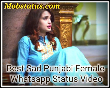 Best Sad Punjabi Female Version Whatsapp Status Video