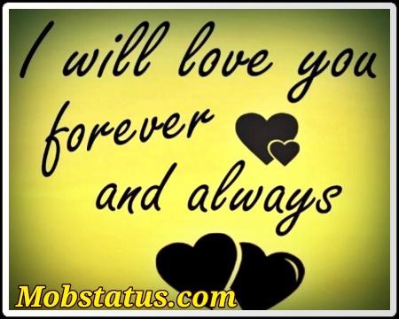 Love You Forever Whatsapp Status Video