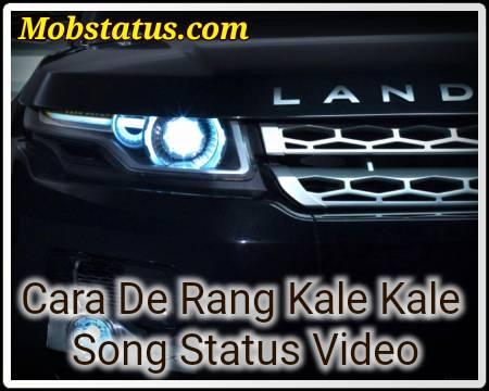 Cara De Rang Kaale Kaale Song Status Video