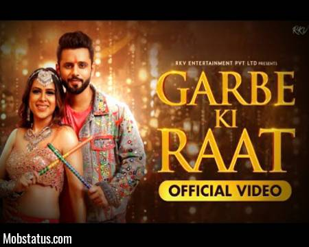Garbe Ki Raat Rahul Vadiya New Song Status Video