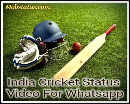 India Cricket Status Video For Whatsapp