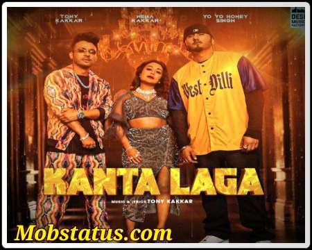 Kanta Laga Tony Kakkar 2021 Song Status Video