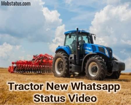 Tractor New Whatsapp Status Video
